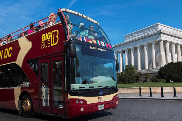 2 day Big Bus Deluxe Tour
