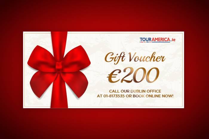 200 Euro Gift Voucher