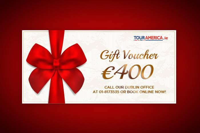 400 Euro Gift Voucher