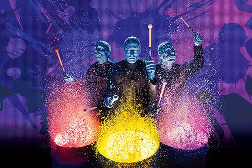Blue Man Group at Universal Orlando Resort™