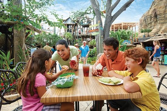 Busch Gardens All Day Dining Deal