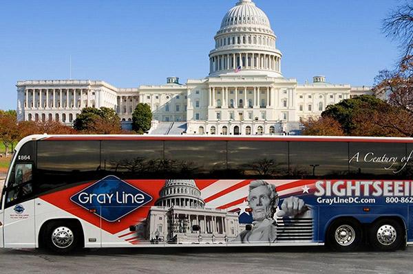 DC & Arlington Cemetery Tour