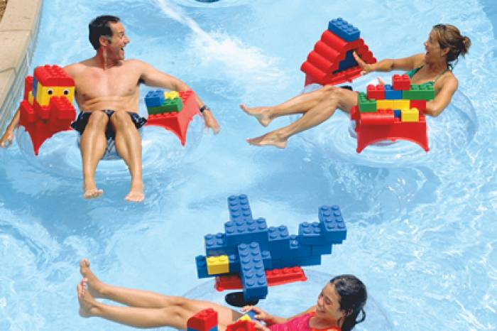 Legoland 1 Day Water Park Combo