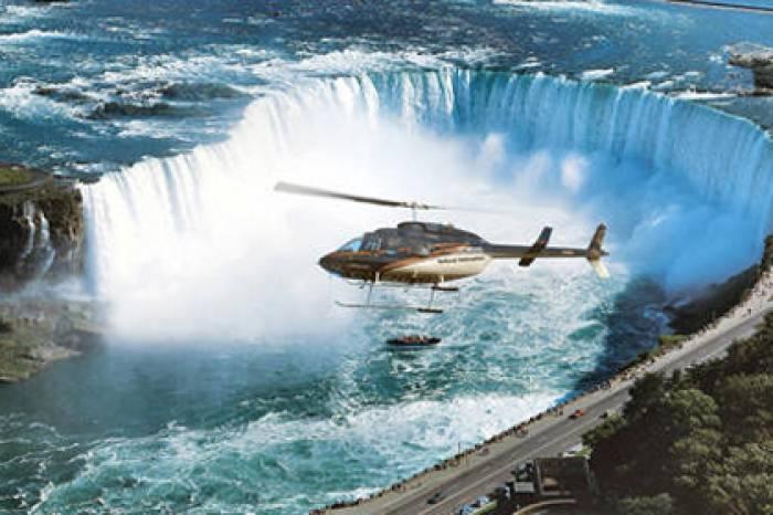 Niagara Falls by Air