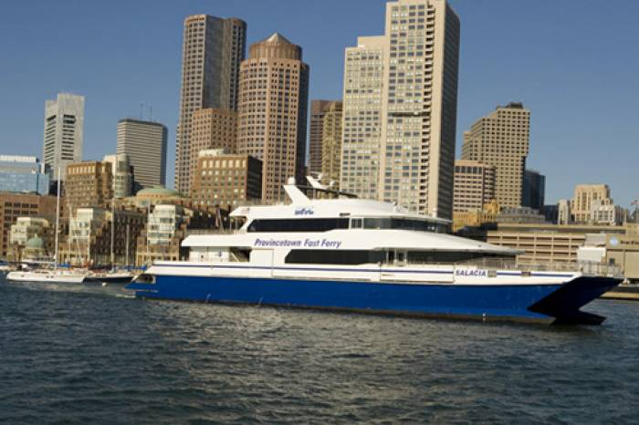One Way - Boston to Provincetown High-Speed Ferry