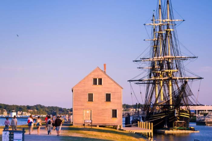 One Way - Boston to Salem High-Speed Ferry
