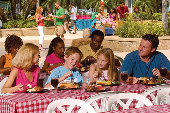 SeaWorld All Day Dining Deal
