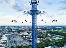 Wheel at ICON and StarFlyer