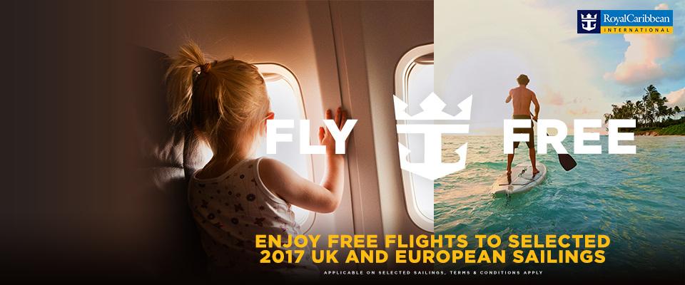 Royal Caribbean Free Flights
