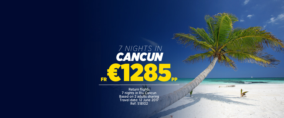 Cancun Holiday Deal