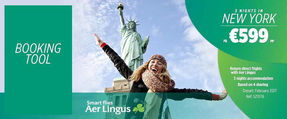 New York Aer Lingus