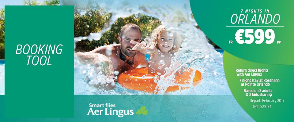Orlando Aer Lingus