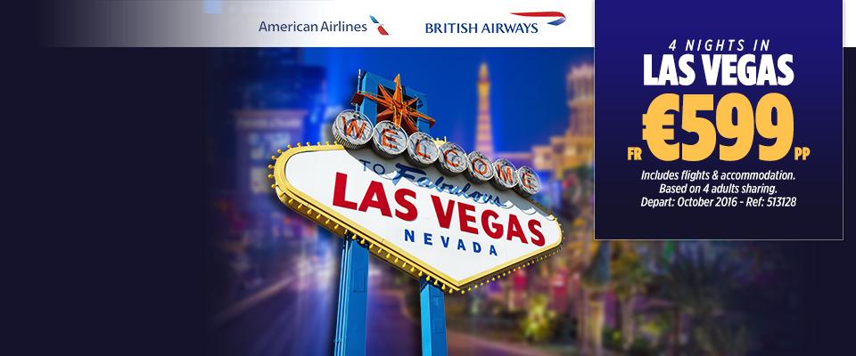Las Vegas Airlines & British Airways