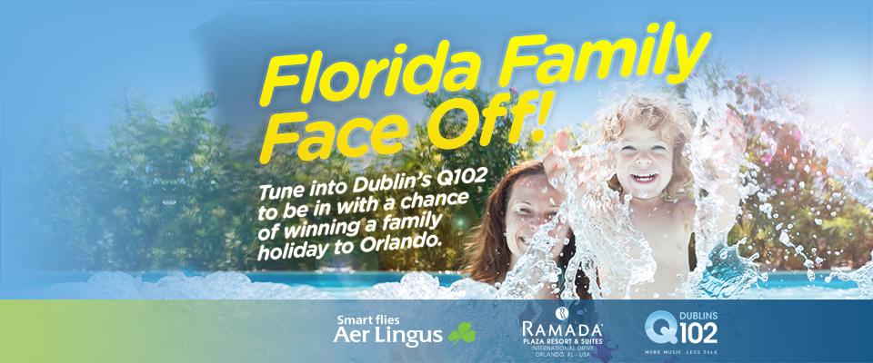 Florida Family Face Off