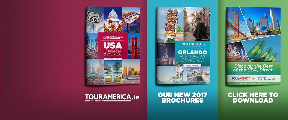 TourAmerica Brochures 2017