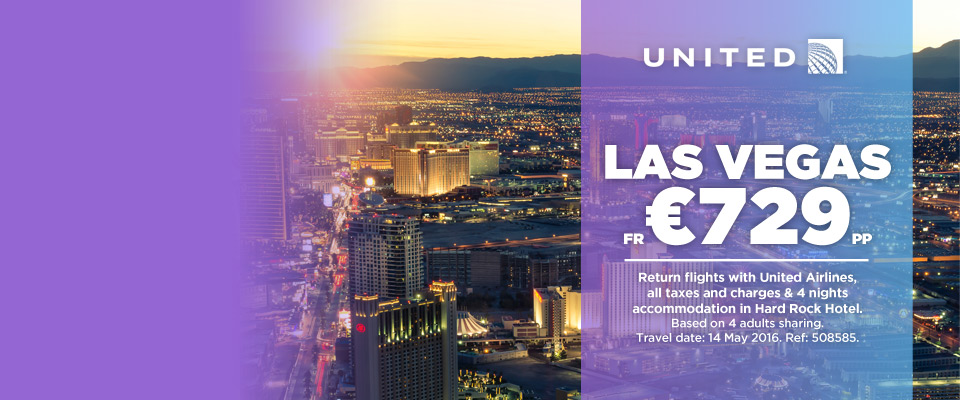 las-vegas-united-airlines-offer