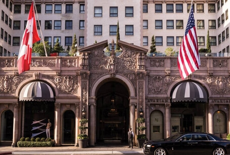 Beverly Wilshire - slider 1