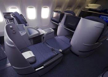 Business Class Flights & First Class Flights
