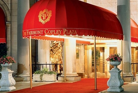 The Fairmont Copley Plaza - slider 2