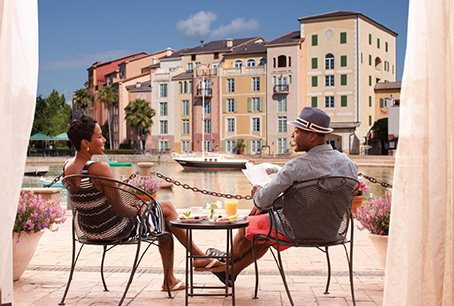 Loews Portofino Bay Hotel at Universal Orlando Resort™ - slider 2