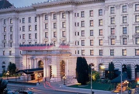 The Fairmont San Francisco - slider 1
