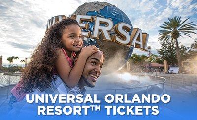 Universal Orlando Resort Tickets