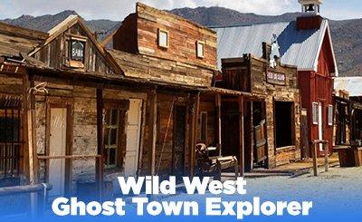 Wild West Ghost Town Explorer