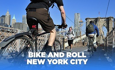 Bike & Roll New York City