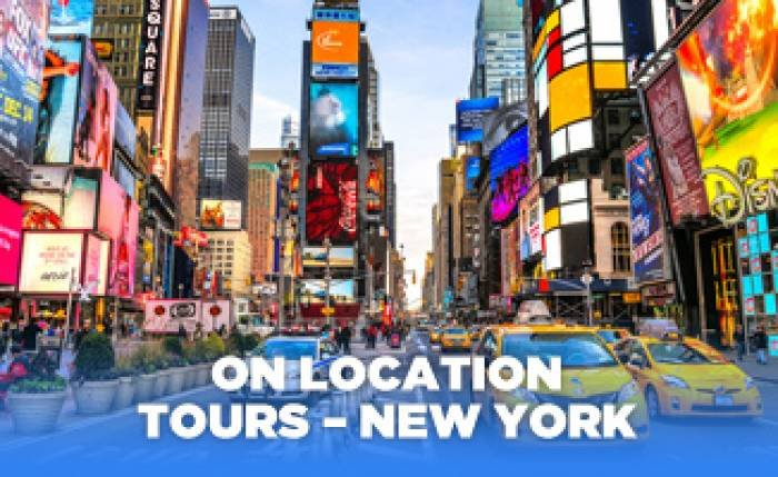 On Location Tours New York