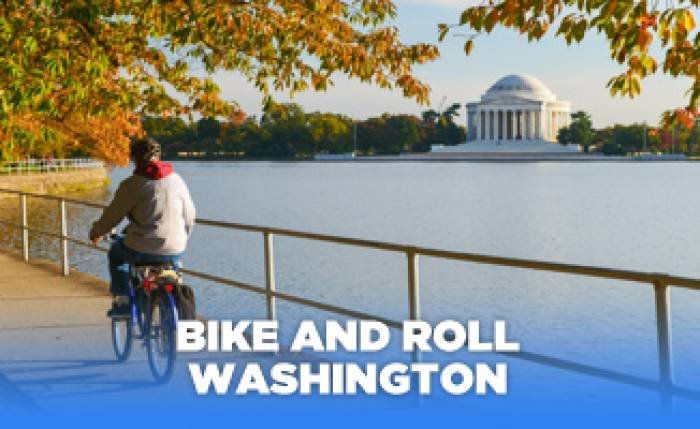 Bike & Roll Washington