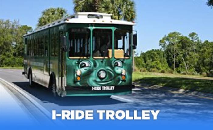 I-Ride Trolley