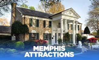 Memphis Music Attraction Pass