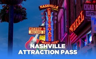 Nashville Attraction Pass