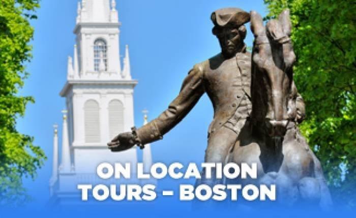 On Location Tours Boston