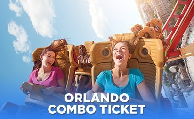 Orlando Combo Ticket