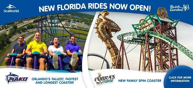 New Florida Rides Open