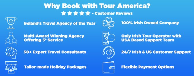 Why Book with Tour America