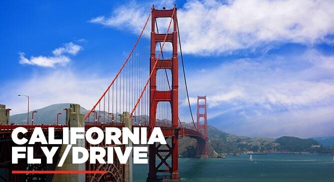 California Fly Drive