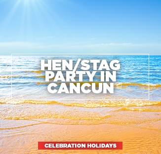 Hen or Stag Party in Cancun