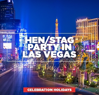 Hen or Stag Party in Las Vegas