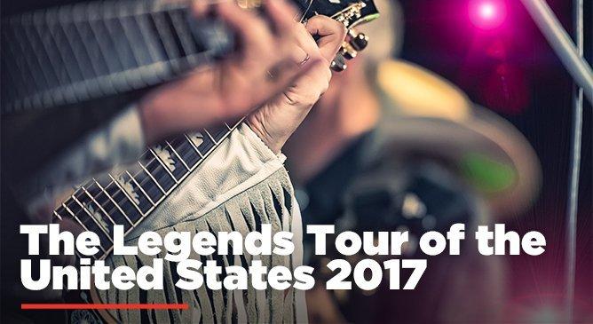The Legends Tour US