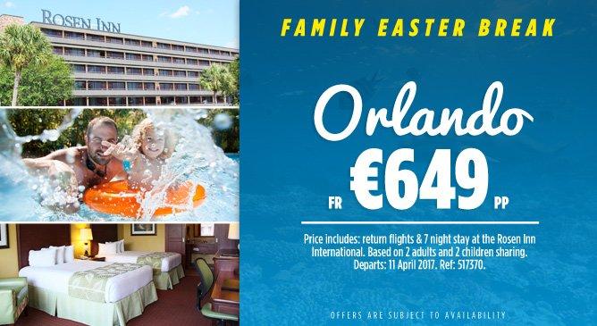 Orlando Holidays Deal