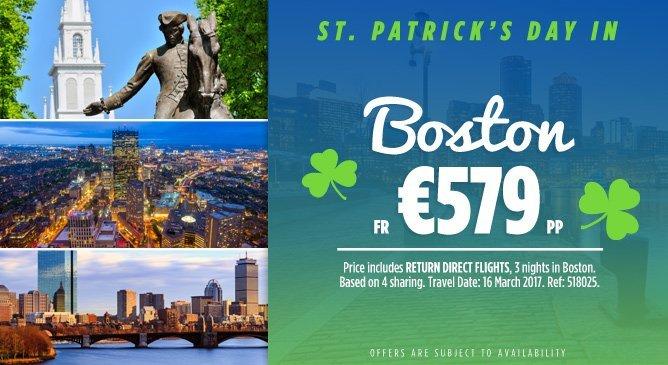 Boston St Patricks Day