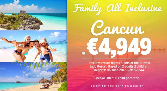 Cancun Family