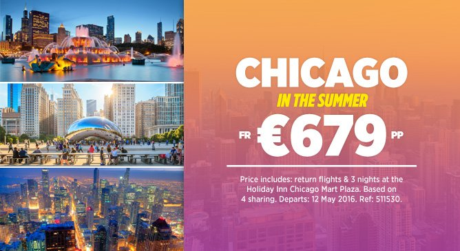 Chicago Holiday Deal