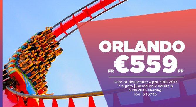 Orlando Holiday Deal