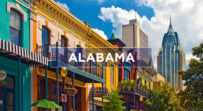 Alabama Holidays