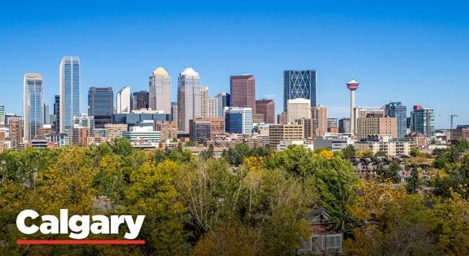 Calgary Shopping