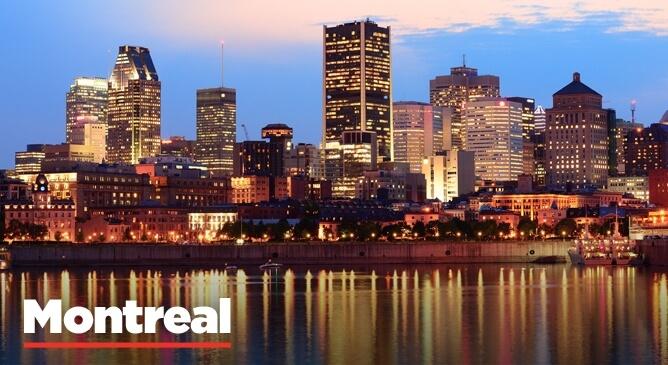 Montreal Holidays