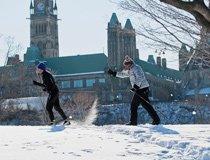 Weather in Ottawa